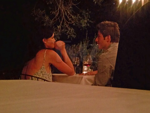 Courtney Robertson and Arie Luyendyk Jr are moving on... together