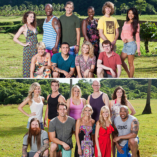 Survivor 2013: Fans vs Favorites – Caramoan Cast
