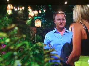 Chris Harrison and Juelia